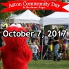 Aston Township Community Day & Business Expo - Saturday, October 7th