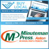 Minuteman Press Launches Bounce Back USA
