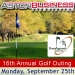 16th Annual Golf Outing - Save the date