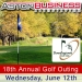 18th Annual Golf Outing - Save the date