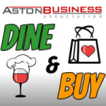 Dine & Buy In Aston : Evan Jackson