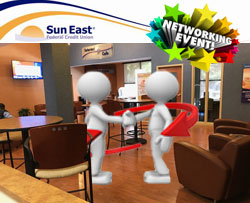 Networking Event - Sun East FCU @ Sun East Federal Credit Union Aston Branch