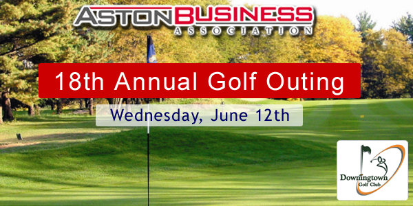 ABA Golf Outing - Save The Date @ Downingtown Counrty Club