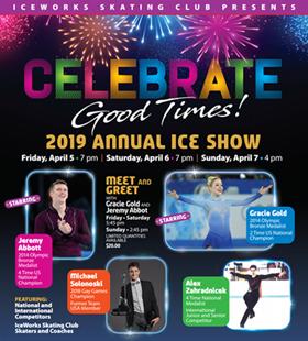 IceWorks Spring Ice Show